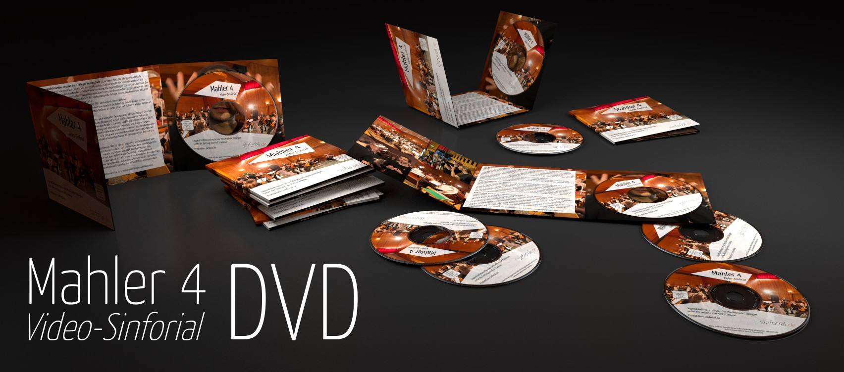 Sinforial DVD Mahler 4 Preview